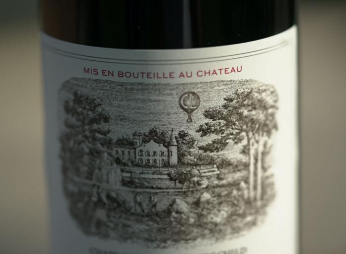 Château Lafite-Rothschild 2018 Label, Quelle: Château Lafite Rothschild