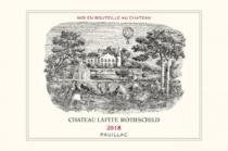 Château Lafite Rothschild Label 2018, Bildquelle: decanter.com