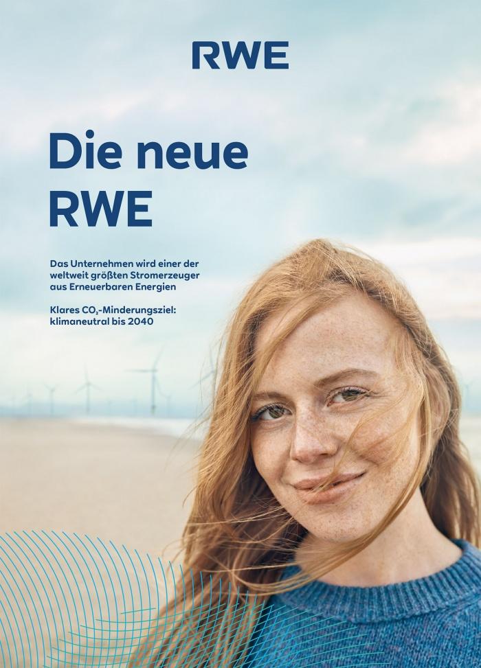 Die neue RWE, Quelle: RWE