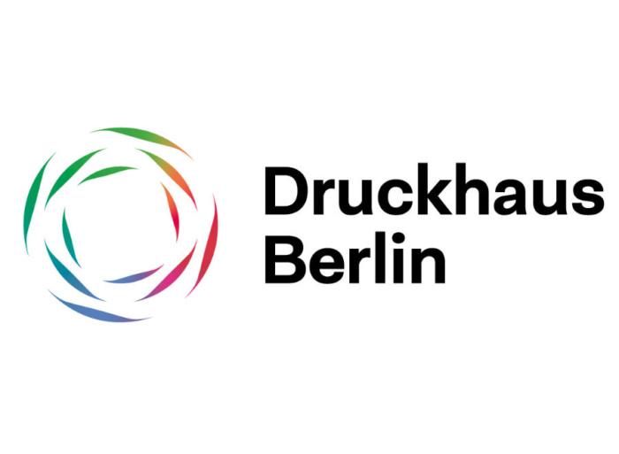 Druckhaus Berlin Logo (quer), Quelle: Druckhaus Berlin
