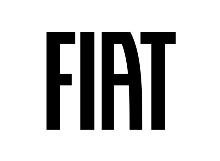 neue Fiat-Wortmarke (2020), Quelle: Fiat