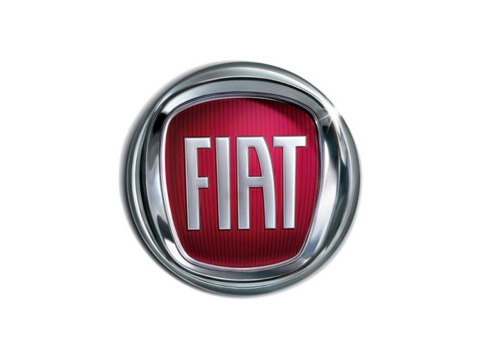 offizielles Fiat-Logo, Quelle: Fiat