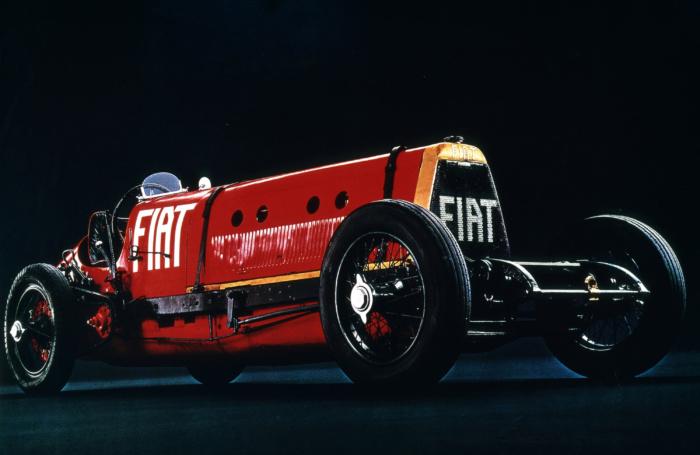 Fiat Mefistofele (1924), Quelle: Fiat