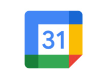 Google Calendar Logo, Quelle: Google