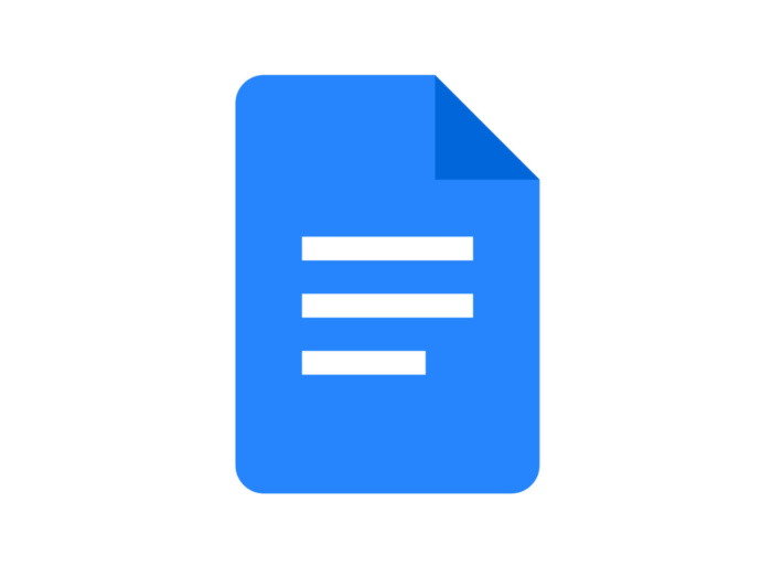 Google Docs Logo, Quelle: Google