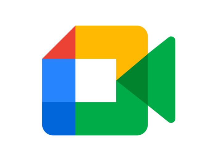 Google Meet Logo, Quelle: Google