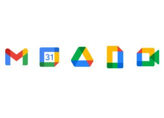 Google Workspace Brand Identity, Quelle: Google