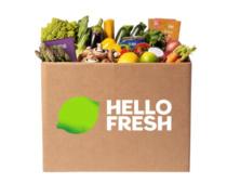 HelloFresh Box, Quelle: HelloFresh