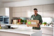 HelloFresh Box Image, Quelle: HelloFresh