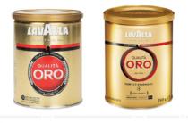 Lavazza Qualità Oro Kaffee Pulver 250g Dose – vorher und nachher