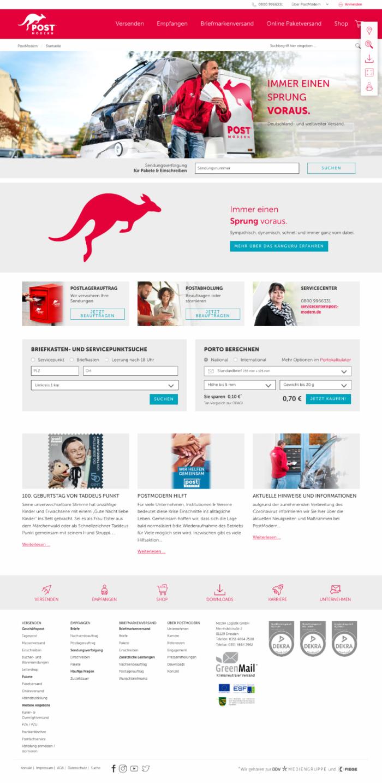 PostModern Website