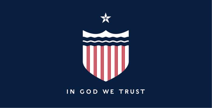 Mississippi State Flag – Entwurf 1, Quelle: Ballotpedia