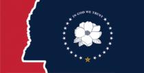 Mississippi State Flag – Entwurf 2, Quelle: Ballotpedia