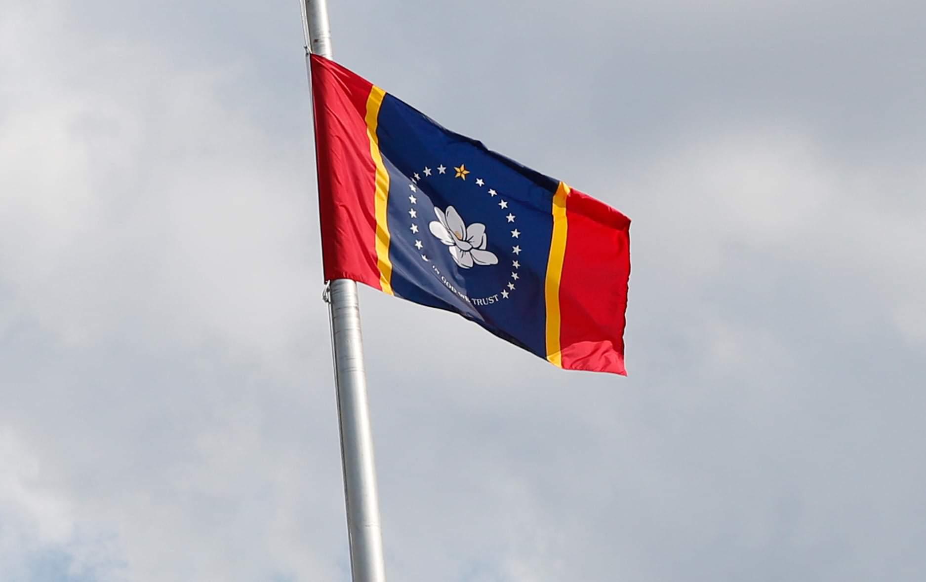 Im US-Bundesstaat Mississippi haben die Menschen eine neue Flagge gewählt
