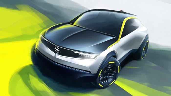 Opel GT X Experimental, Quelle: Opel