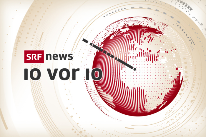 SRF News 10 vor 10 – Keyvisual 2020, Quelle: SRF