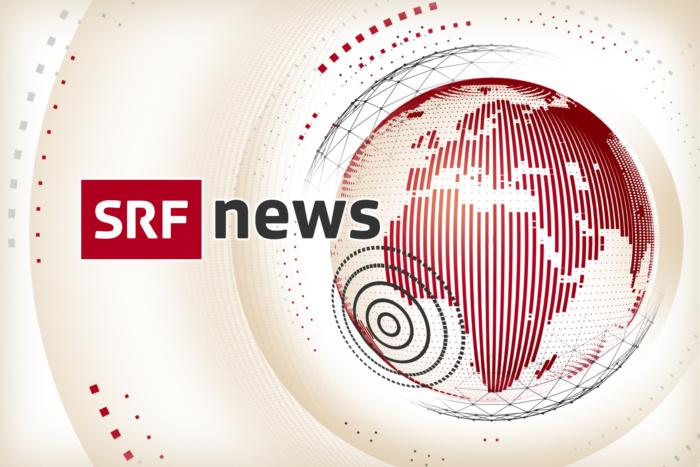 SRF News Keyvisual 2020 Copyright: SRF Ab 14.12.2020