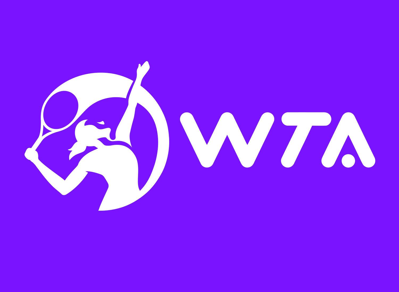 WTA Logo , Quelle: WTA