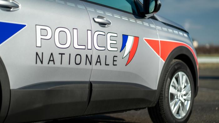 Police nationale – Fahrzeugdesign (2021), Quelle: Peugeot