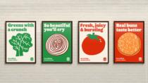 Burger King Rebrand Posters, Quelle: JKR