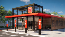 Burger King Rebrand – Restaurant, Quelle: Burger King Deutschland