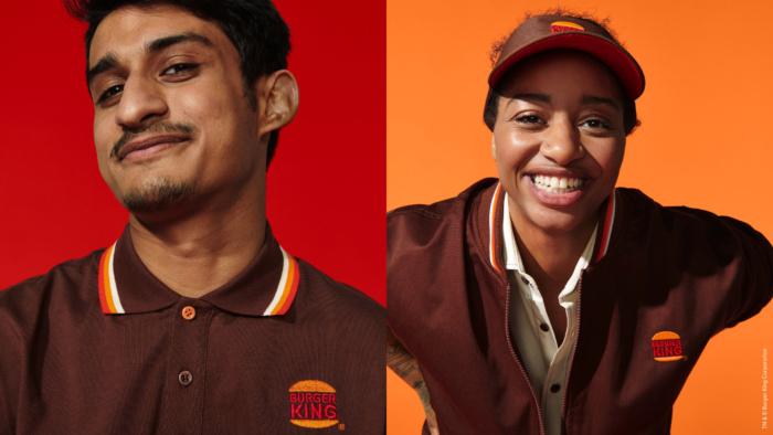 Burger King Rebrand – Uniformen, Quelle: Burger King Deutschland