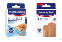 Hansaplast Elastic – vorher und nachher, Bildquelle: Beiersdorf, Bildmontage: dt