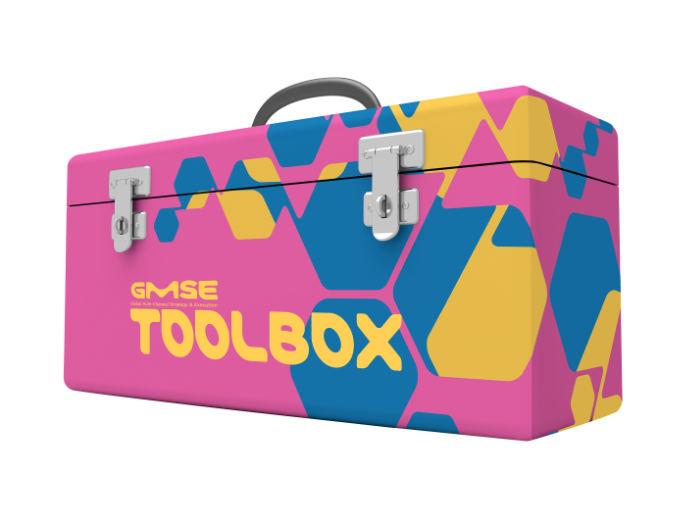 Merck Corporate Design Toolbox, Quelle: Merck
