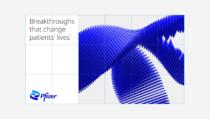Pfizer Corporate Design – Visual, Quelle: Pfizer