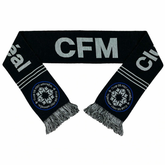 Club de Foot Montréal Schal, Quelle: CF Montréal