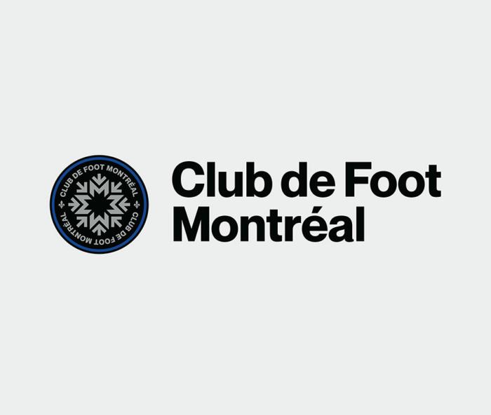 Club de Foot Montréal Logo, Quelle: CF Montréal