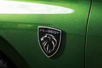 Peugeot 308 (2021) mit neuem Logo