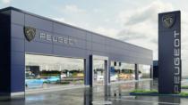 Peugeot Branding – Store Design, Quelle: Peugeot