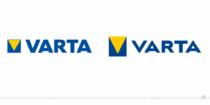 VARTA AG Logo – vorher und nachher, Bildquelle: VARTA AG, Bildmontage: dt
