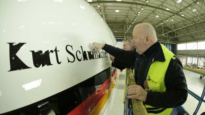 A350 Luftwaffe Kurt Schumacher