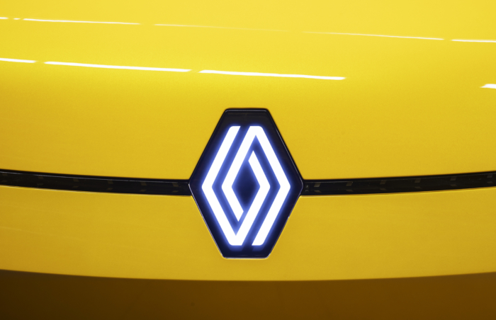New Logo Renault / Renault 5 Prototyp, Quelle: Renault