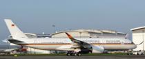 A350 Luftwaffe (03/2021) mit Bundes Sans