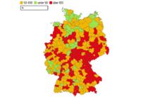 Coronavirus Neuinfektionen Deutschland Karte – BILD
