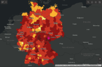 Coronavirus Neuinfektionen Deutschland Karte – RKI