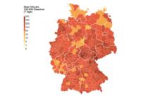 Coronavirus Neuinfektionen Deutschland Karte – Tagesspiegel