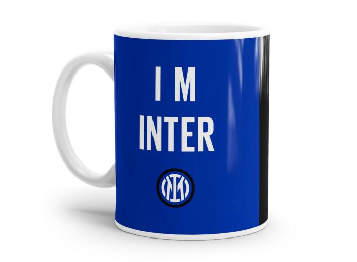Inter Mailand – neues Logo Tasse