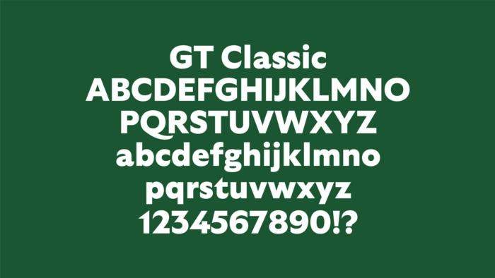 San Diego Zoo Branding – Typeface