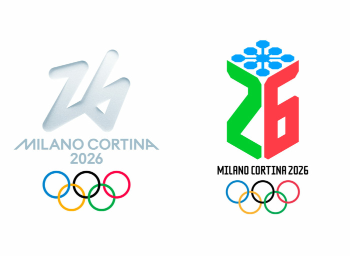 Milano-Cortina 2026 Logos, Quelle: milanocortina2026.org