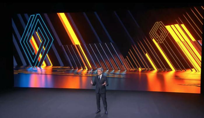 Renault New Logo – Strategic Plan Presentation, Quelle: Renault