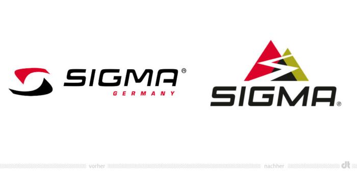 SIGMA Logo – vorher und nachher