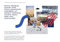 "Stade Corporate Design – Gestaltungselement ""Schwung"""