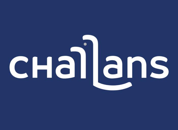 Challans – Corporate Design Logo