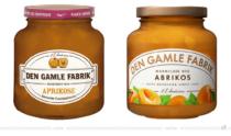 Den Gamle Fabrik Aprikose – vorher und nachher