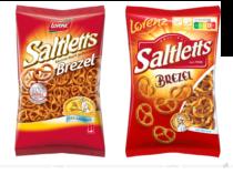 Lorenz Saltletts Brezel – vorher und nachher