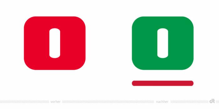 Olivetti Profilbild – vorher und nachher